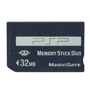 Image 4 - Новое поступление, Лидер продаж, карта памяти объемом 32 Мб, двойная карта памяти для PSP/камеры, палочка для памяти, антипрофессиональная карта