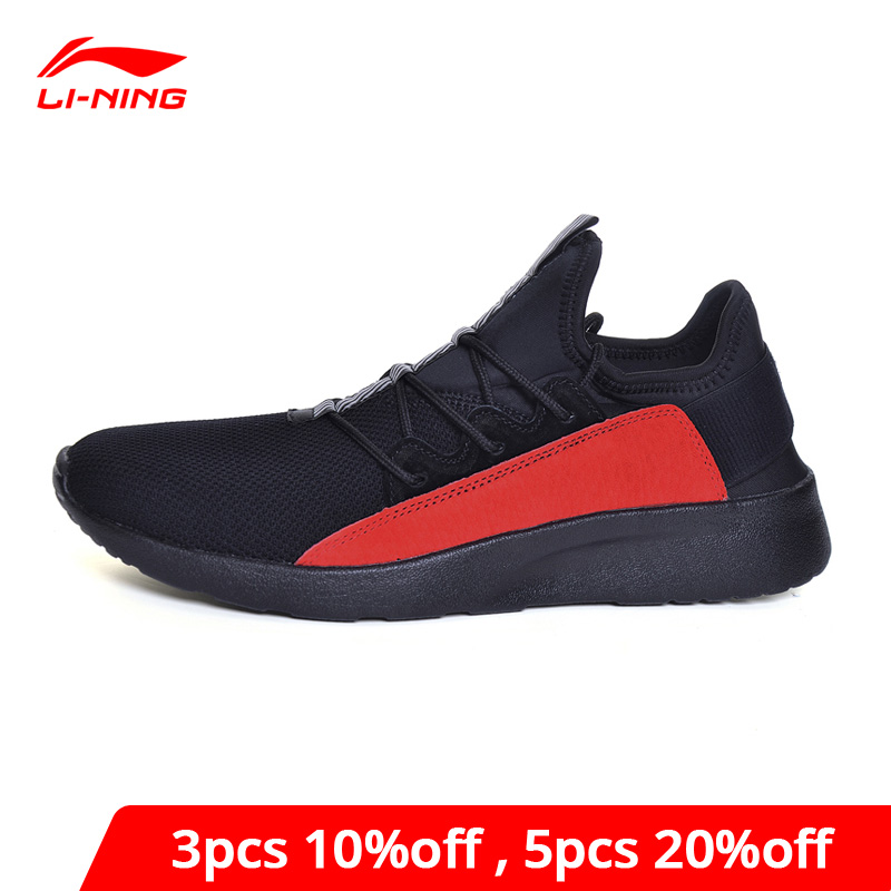Li-Ning Men Entrylist DX200 Lifestyle Sport Shoes LiNing Li Ning Sports Life Fitness Sneakers Light Sport Shoes GLKM071 YXB103