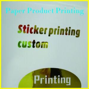 Image 2 - Etiqueta adesiva de 12x7.5 cm, etiquetas impressas costume