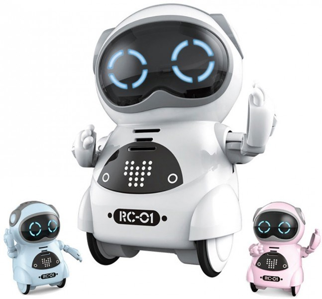 Pocket Interactive Robot JIA-939A
