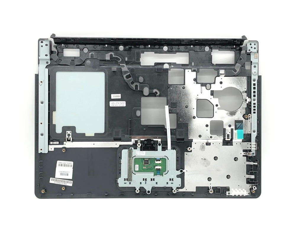 惠普HP Compaq Presario C700 G7000 C壳 掌托 触摸鼠标板左右键 Touchpad Mouse Click Button w/ Bracket AM02E000300
