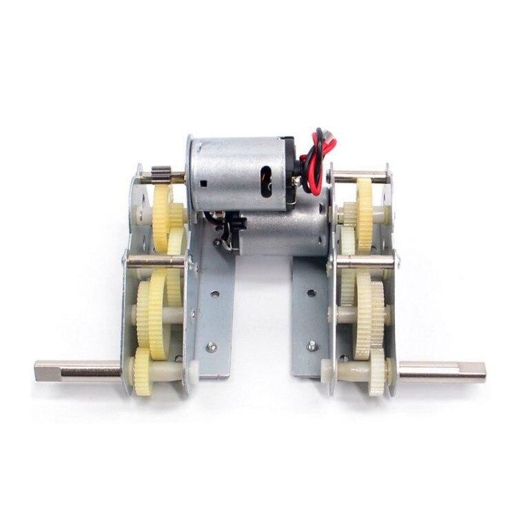 Para Henglong 3818, 3819, 3848, 3849, 3858, 3859, 3868 Ect 1/16 partes de tanque RC de plástico Sistema de plástico/caja de engranajes Tanque de depósito de aceite de aluminio desenfocado/tanque de aceite con filtro Universal OCC025