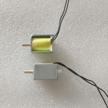 1 шт. DC 5 V-6 V электронный прибор для измерения артериального давления Электромагнитный клапан DC выпускной клапан