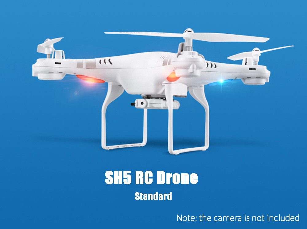 SH5 Newest RC Drone Quadcopter With Wifi FPV Camera RC Helicopter 20min Flying Time Professional Drones With Camera Hd