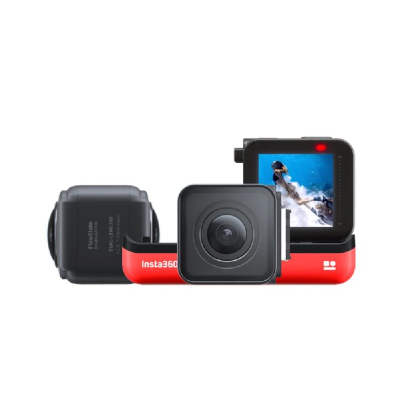 Insta360 ONE R Leica 5.3K 360 5.7K 4K Multi Module Camera Twin Edition 360 Edition Insta 360 ONE R Battery Modular Action Camera