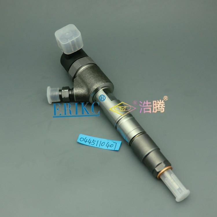 ERIKC 0445110407 инжектор дизельного топлива 0 445 110 407 инжектор Common Rail 0445 110 407 для bosch