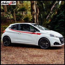 Car-Body-Sport-Stripes-Stickers-Auto-Waist-Line-Decor-Decal-Vinyl-Sticker-For-Peugeot-208-2012_副本