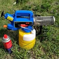 Hiseed, pulverizador insecticida portátil de 2L, Mini máquina de niebla térmica