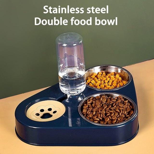 Dog Feeder Bowl 1