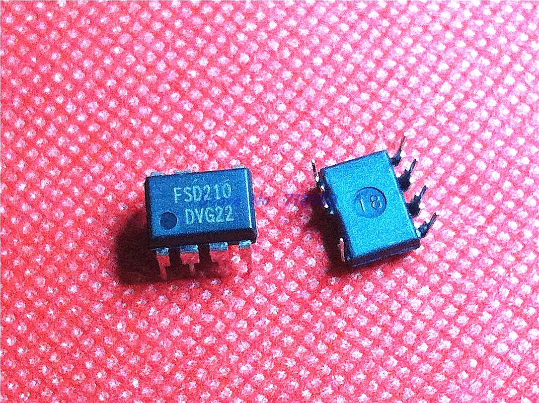 10pcs/lot FSD210 210 DIP-8 In Stock