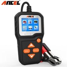 OBD2 Scanner Battery-Analyzer Cranking-Test Ancel Ba301 Car Motorcycle 12V Health CCA