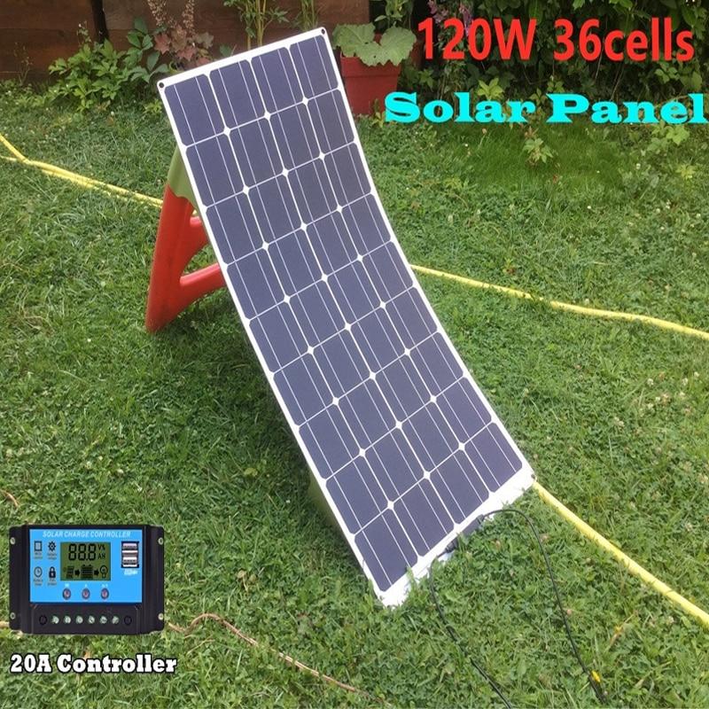 6solar flex panel