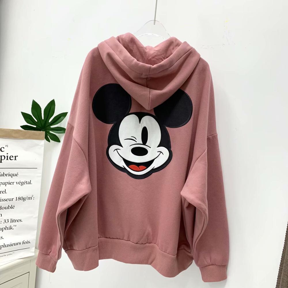 women hoodies  new autumn mickey mouse cartoon