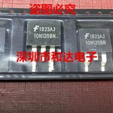 (5 peça) HGTP10N120BN 10N120BN PARA-263 35A