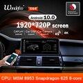 Snapdrago 1920*720p Android 10 автомобильный Радио Навигация мультимедийный плеер для BMW X5 E70 X6 E71 2007-2013 GPS стерео no 2 DIN DVD