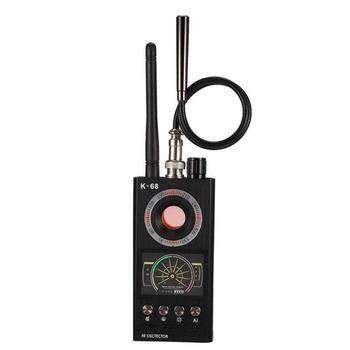 Bug afluisteren stoorzender signaal blocker finder full range mini spy camera verborgen camera gsm gps geluid signaal spy apparaten detector