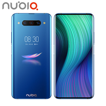 Перейти на Алиэкспресс и купить Новая версия США ZTE Nubia Z20 Dual SIM 4G мобильный телефон 8 Гб 128 ГБ Snapdragon855 + 6,42 дюйм1080x2340 48MP Android 9,0