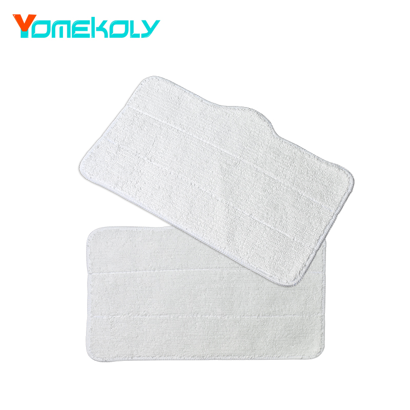 2PCS For Xiaomi Deerma DEM ZQ600/610 Mop Cloth Multifunction Household Vacuum Cleaner Cleaning Cloth Composite Fiber Mop Pad