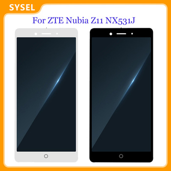 For ZTE Nubia Z11 NX531J LCD Display Digitizer Touch Panel Screen Assembly+Free Tools
