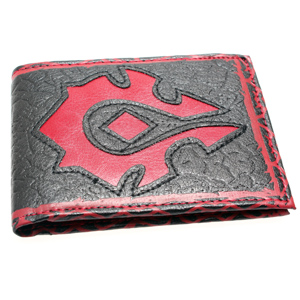 World Of Warcraft For The Horde Men Wallet Women Purse Dft1265