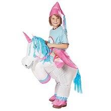 Надувная одежда популярный надувной костюм аниме лошади для