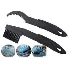 Hot Sale Scrubber Brush Tool Kit Cycling Bike Bicycle Chain Wheel Cleaning Cleaner ciclismo Repair Tool Accessories P801