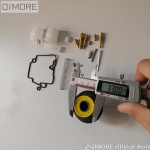 Image 5 - PD18J PD19Jคาร์บูเรเตอร์Rebuild Kit/ชุดซ่อม/ไดอะแฟรมชุดเมมเบรน (16มม.) สำหรับสกู๊ตเตอร์Moped 139QMB 147QMD GY6 50 60 80cc