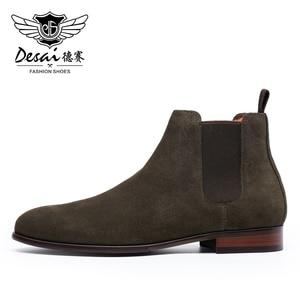 Image 3 - DESAI الصيف الفاخرة الايطالية حذاء من الجلد الأحذية مع أكياس مطابقة النساء المصممين