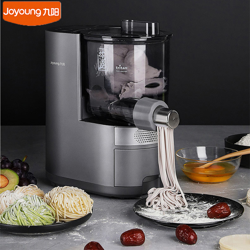 Newly Upgraded Joyoung M6-L20S Fully Automatic Noodles Maker Houshold Multifunctional 220V Electric Dough Noodles Machine