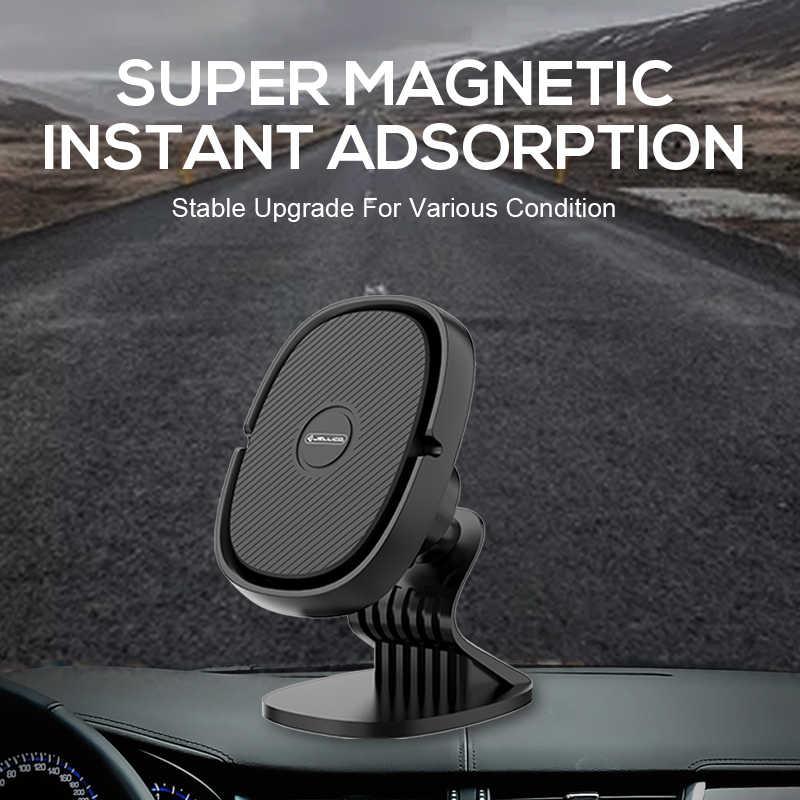 Jellico Magnetico Universale Auto Del Supporto Del Telefono Mobile Delle Cellule Air Vent Mount Magnete GPS Del Basamento in Auto Per il iPhone 11 Pro xs Max X Xiaomi