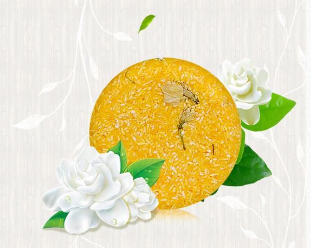 Cinnamon/Jasmine/Lavender Hot Magic Hair Shampoo Soaps Hair Flower Soap Makeup Shiny Smooth Hair Shampoo Soaps Repair Hair 3
