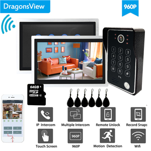 Dragonsview 10 Inch Smart Wifi