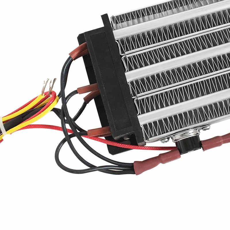 1500 Вт ACDC 220 В инкубатор PTC керамический нагреватель воздуха постоянная температура нагревательный элемент 230*76 мм