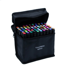 TouchFive Art Markers168 Colors Alcohol Based Ink Sketch 80 Colors Marker Pen For Artist Drawing Manga Animation Art Supplies
