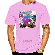 T-shirt manches courtes homme, estival et humoristique, personnalisé, Lil Uzi Vert The World