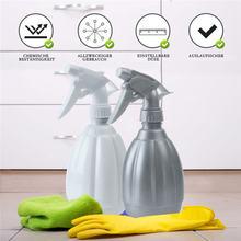Бутылки для распыления воды 500 мл Регулируемый распылитель