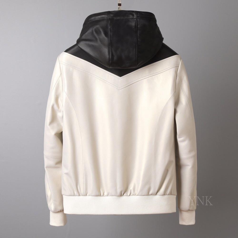 Mens Minimalism fashion hoodie  sweatershirt 3D digital high temperature printing long-sleeved sweater 1