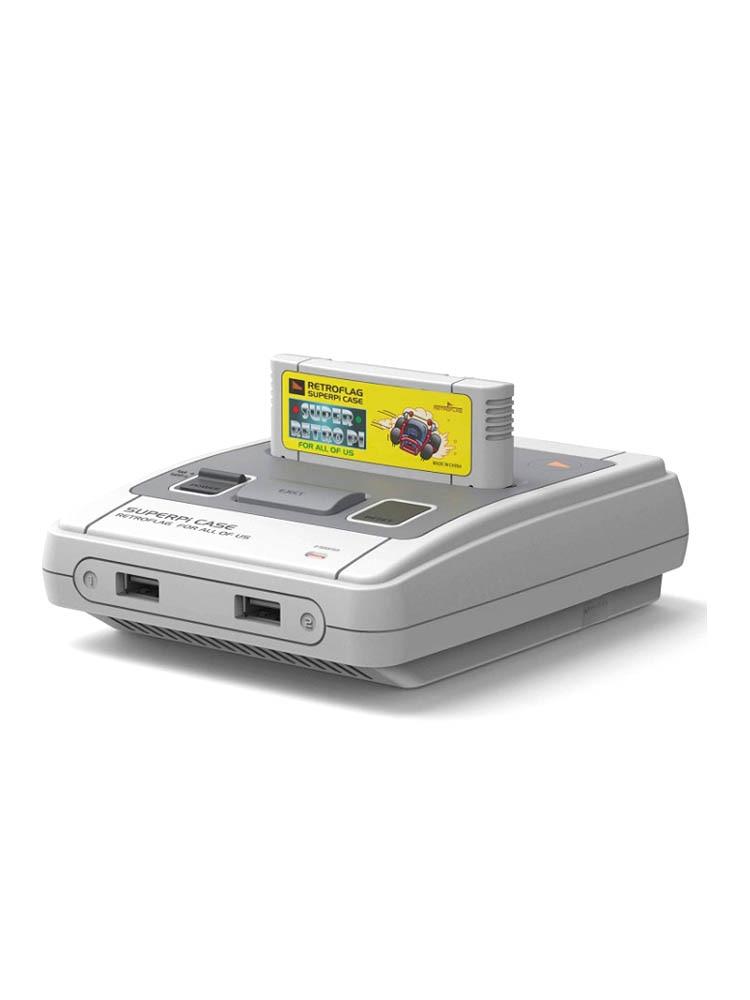 Retroflag SUPERPi CASE-J NESPi Case  For Raspberry Pi 3B Plus (3B+)/3B