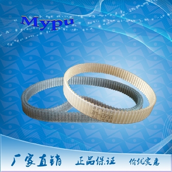 Polyurethane steel timing belt HTD357/360/375/384/390/420/423/432/435/447/456/459/471/486/489/495/510/537-3M image
