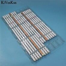 TVs LED Backlight Strips For Samsung UE60JU6000 UE60JU6050 UE60JU6070 UA60MU7350 LED Bars Bands Ruler Array Tape V5DU-600DCAB-R1