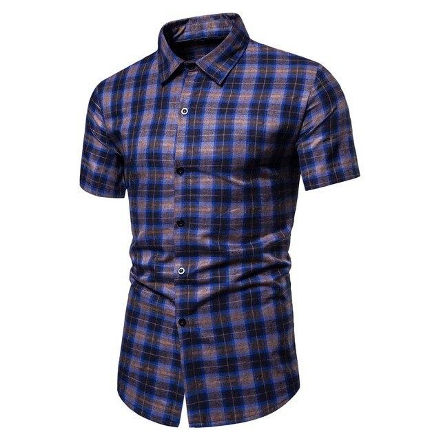 Button Down Short Sleeve Shirt 1