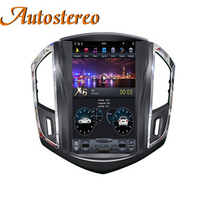 Vertical screen Tesla style Car GPS Navigation DVD player For Chevrolet Cruze 2013 2014 2015 radio head unit multimedia player(China)