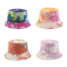Nowe mody kobiety panie kapelusz typu bucket kobiety drukuj rybak bob daszki ochronne zewnątrz dorywczo odwracalne panama dziewczyny kapelusz rybaka
