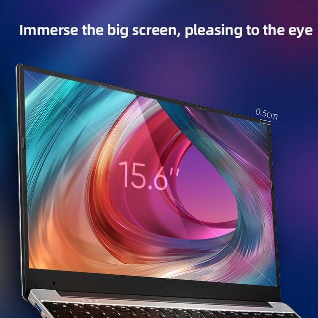 MAX 36GB M.2 NVME SSD 512GB 1TB 2TB Ultrabook Metal Computer with 2.4G/5.0G Bluetooth AMD Ryzen 7 3700U WIN10 Pro gaming laptop 3