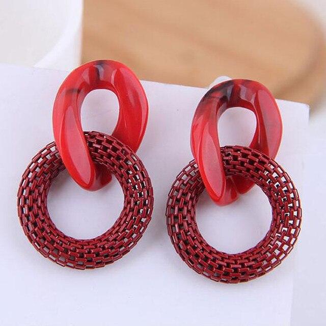 Boho Dangle Earrings 4