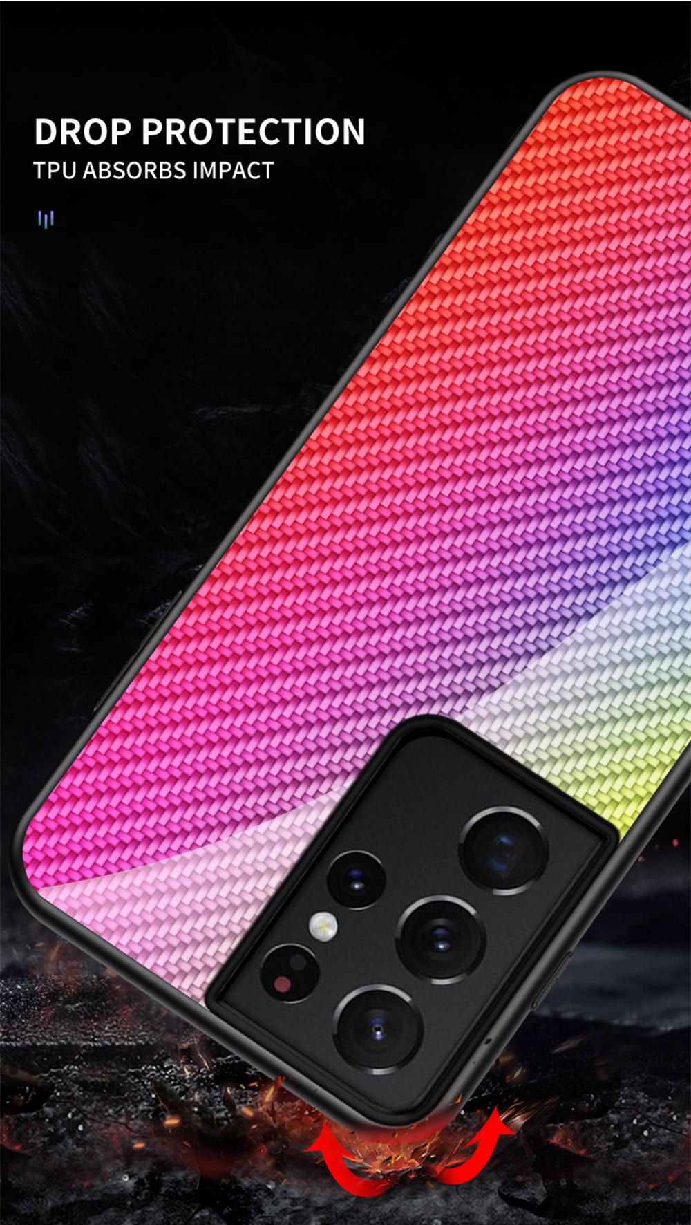 Galaxy S21 Ultra Carbon Fiber Case 11