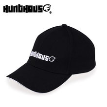 Hunthouse fishing Outdoor black cap Sports Caps Mens cotton
