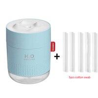 500ML Blue 5 filter