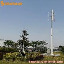 Вертикальный ветротурбинный генератор с низкой скоростью сертификатом