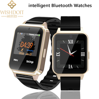 WISHDOIT Sport Smart Watch Men Supports SIM TF card MP4 Video Player Bluetooth watch Connection Music player Fitness Smartwatch